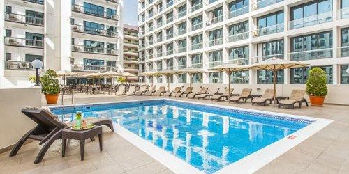 Забронировать Golden Sands Hotel Apartments