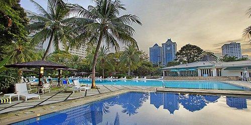 Забронировать Hotel Borobudur Jakarta
