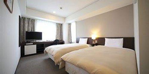 Забронировать Hotel Park Side Hiroshima Peace Park