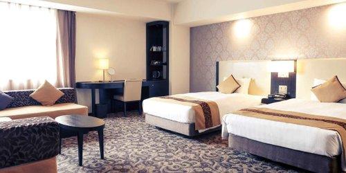 Забронировать Mercure Hotel Sapporo