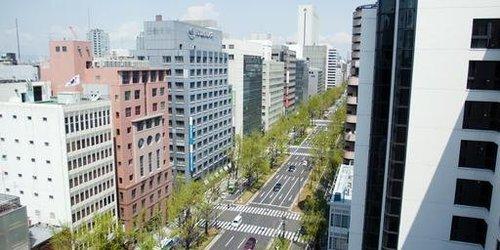 Забронировать Cross Hotel Osaka