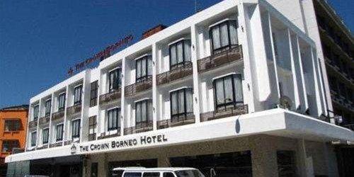 Забронировать The Crown Borneo Hotel