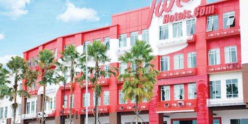 Забронировать Tune Hotel - 1Borneo Kota Kinabalu
