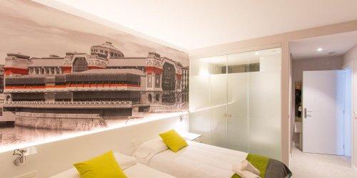Забронировать Bilbao City Rooms