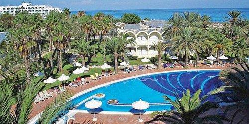 Забронировать Hotel Marhaba Beach