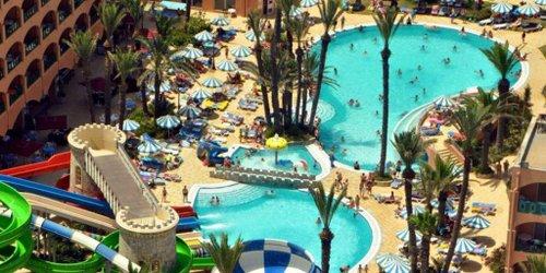 Забронировать Hotel Marabout Sousse