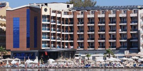 Забронировать Mehtap Beach Hotel