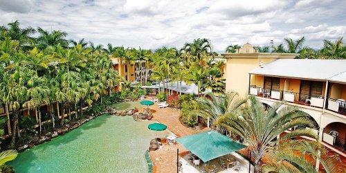 Забронировать Palm Royale Cairns