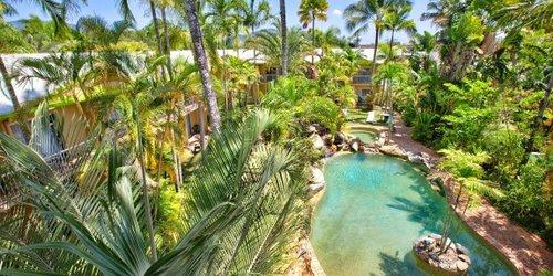 Забронировать Cairns Rainbow Resort