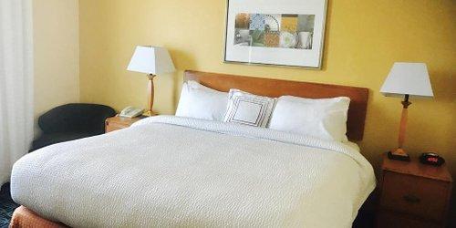 Забронировать Fairfield Inn and Suites Sacramento Airport Natomas