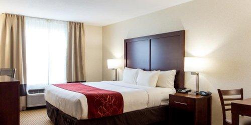 Забронировать Comfort Suites Downtown Sacramento