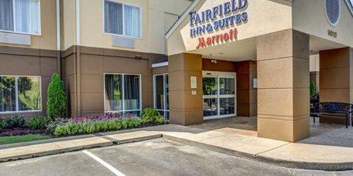 Забронировать Fairfield Inn & Suites Memphis