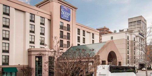 Забронировать Sleep Inn at Court Square Memphis
