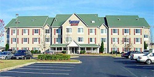 Забронировать Fairfield Inn & Suites Memphis East