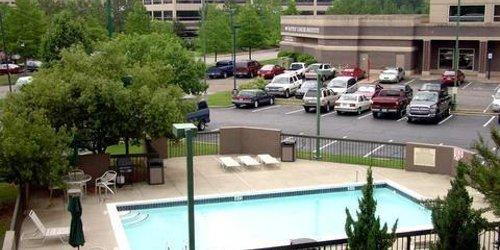 Забронировать Hampton Inn Memphis-Walnut Grove/Baptist East