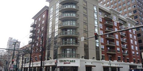 Забронировать Courtyard Memphis Downtown