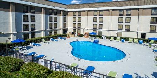 Забронировать Holiday Inn Express Memphis Medical Center - Midtown