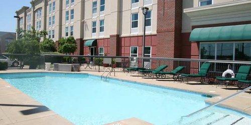 Забронировать Hampton Inn Memphis-Southwind