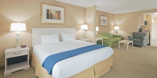 Забронировать Holiday Inn Express Hotel & Suites Memphis Southwind