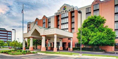 Забронировать Hyatt Place Memphis Primacy Parkway Hotel