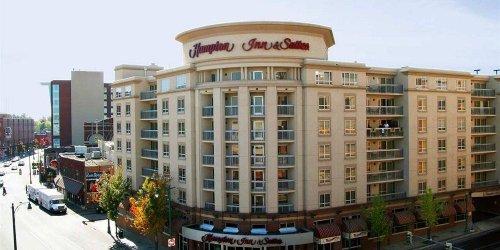 Забронировать Hampton Inn & Suites Memphis-Beale Street