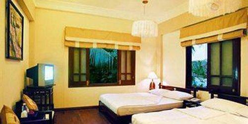 Забронировать An Huy hotel