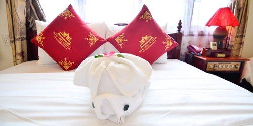 Забронировать Nhi Nhi Hotel