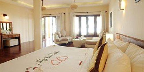 Забронировать Vinh Hung Riverside Resort & Spa