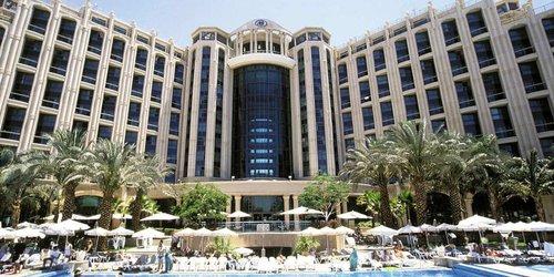Забронировать Hilton Eilat Queen Of Sheba Hotel