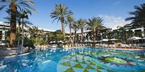 Забронировать Isrotel Agamim Hotel