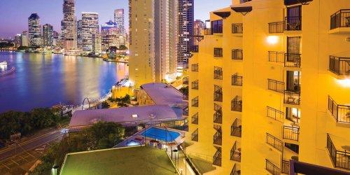 Забронировать Adina Apartment Hotel Brisbane