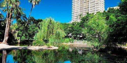 Забронировать Quay West Suites Brisbane