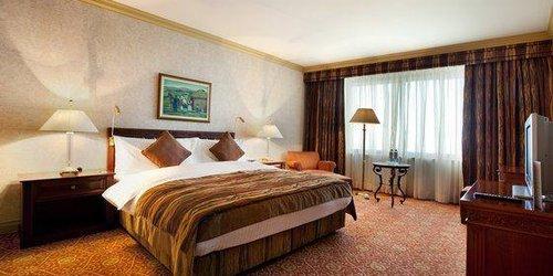 Забронировать InterContinental Almaty