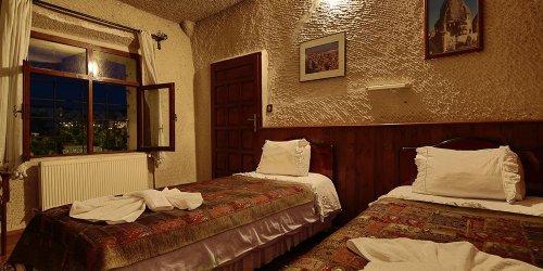 Забронировать Cave Hotel Saksagan