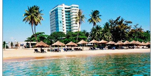 Забронировать Nha Trang Lodge Hotel