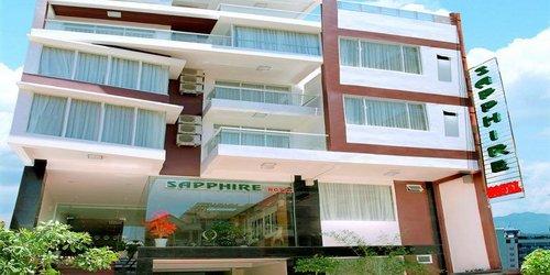 Забронировать Sapphire Hotel Nha Trang
