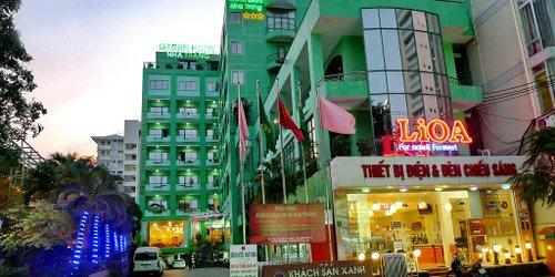 Забронировать Green Hotel