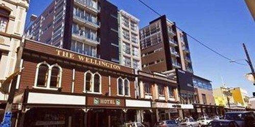 Забронировать CQ Quality Hotel Wellington