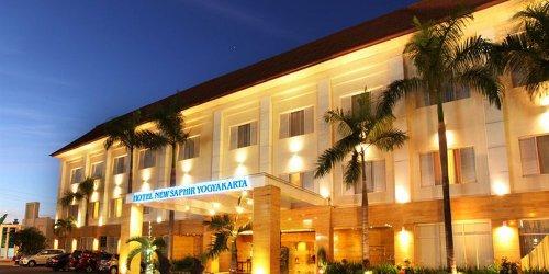 Забронировать Hotel New Saphir Yogyakarta