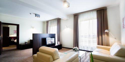 Забронировать Park Hotel Diament Katowice
