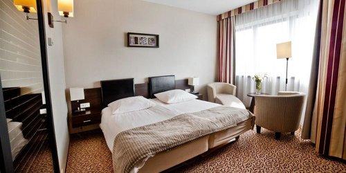 Забронировать Qubus Hotel Łódź