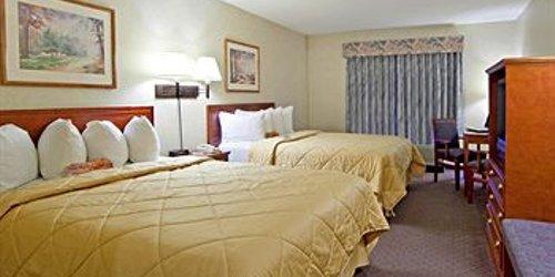 Забронировать Comfort Inn & Suites South