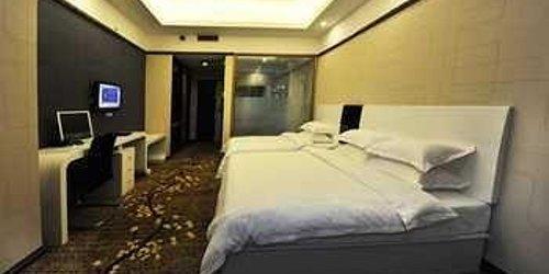 Забронировать Super 8 Hotel Fuzhou 51 South Road