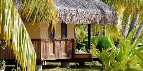 Забронировать InterContinental Bora Bora & Thalasso Spa