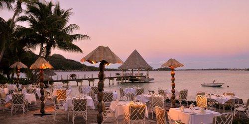Забронировать InterContinental Bora Bora Le Moana Resort