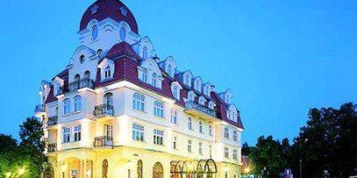 Забронировать Hotel Rezydent Sopot