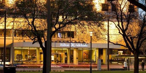 Забронировать Hilton Adelaide