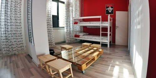 Забронировать Hostel Underground Rooms