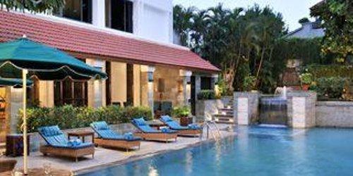 Забронировать My Fortune Chennai Hotel