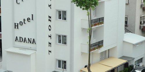 Забронировать Adana City Hotel